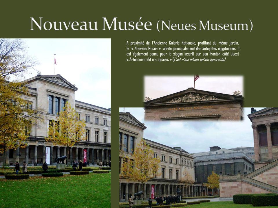 Nouveau Musée (Neues Museum)