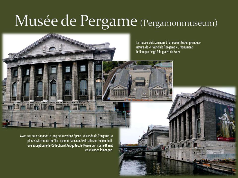 Musée de Pergame (Pergamonmuseum)