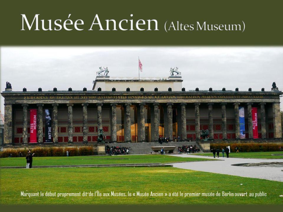 Musée Ancien (Altes Museum)