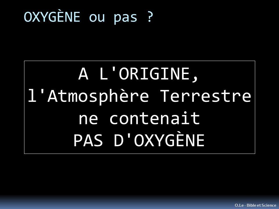 l Atmosphère Terrestre