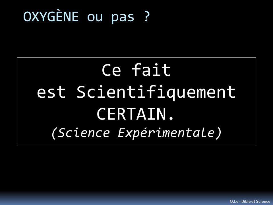 (Science Expérimentale)
