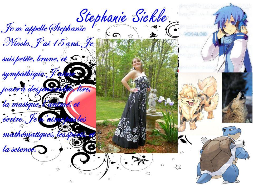 Stephanie Sickle