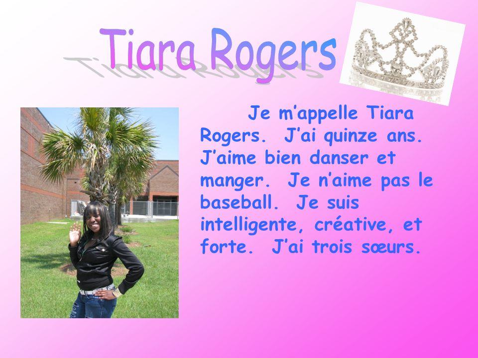 Tiara Rogers