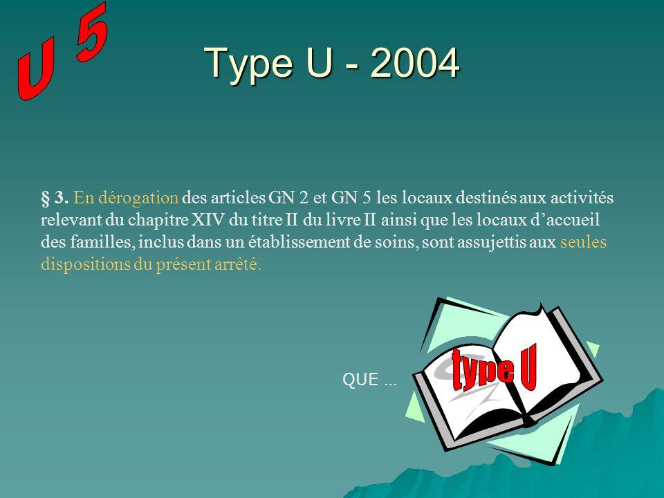 U 5 Type U - 2004.