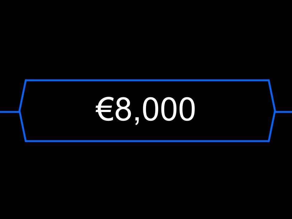 €8,000