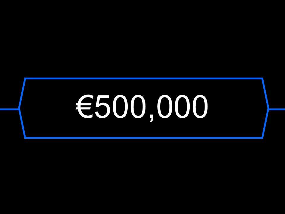 €500,000