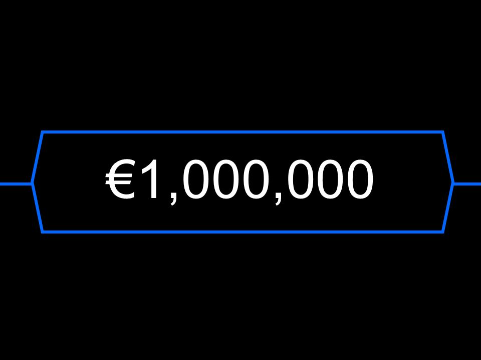 €1,000,000