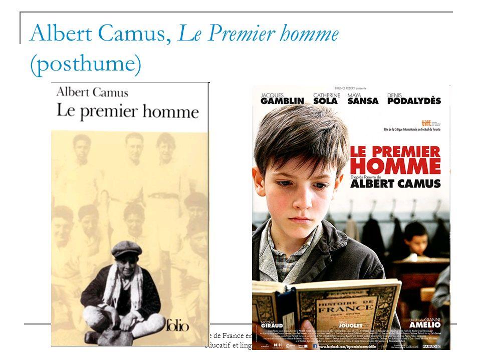 Albert Camus, Le Premier homme (posthume)