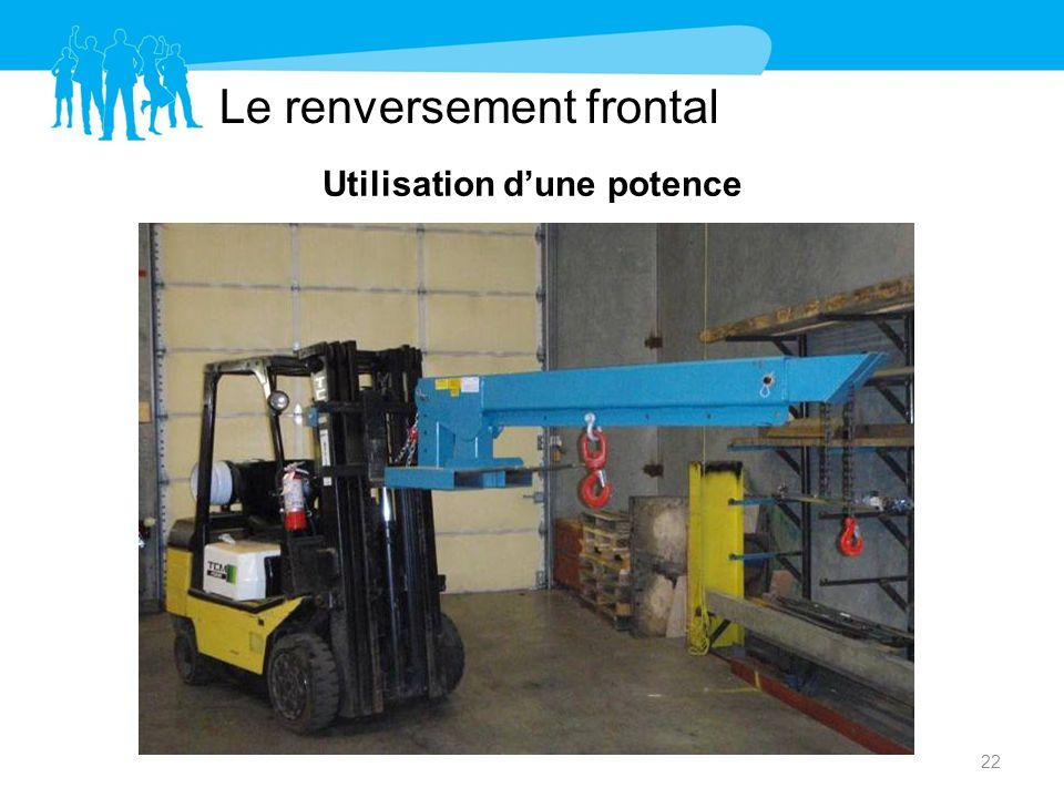 Le renversement frontal