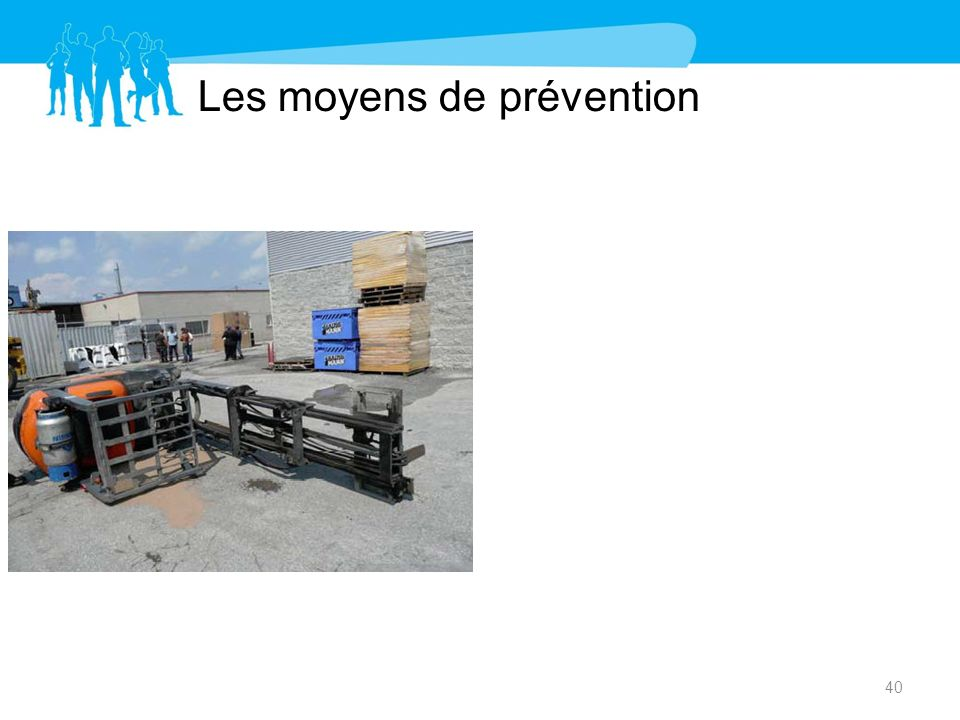 Les moyens de prévention