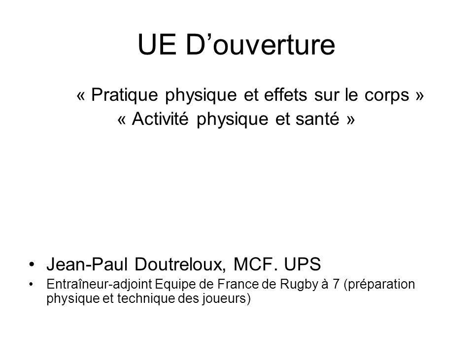 « Activité physique et santé »