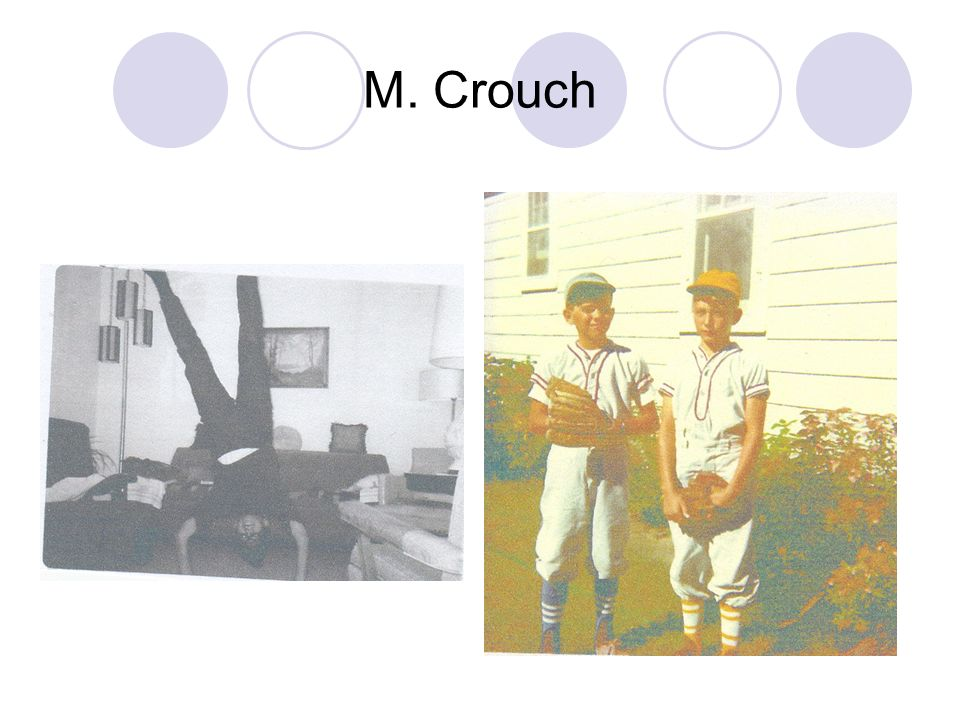 M. Crouch