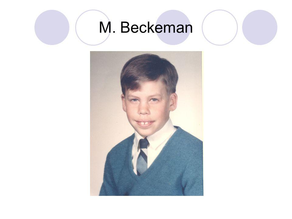 M. Beckeman