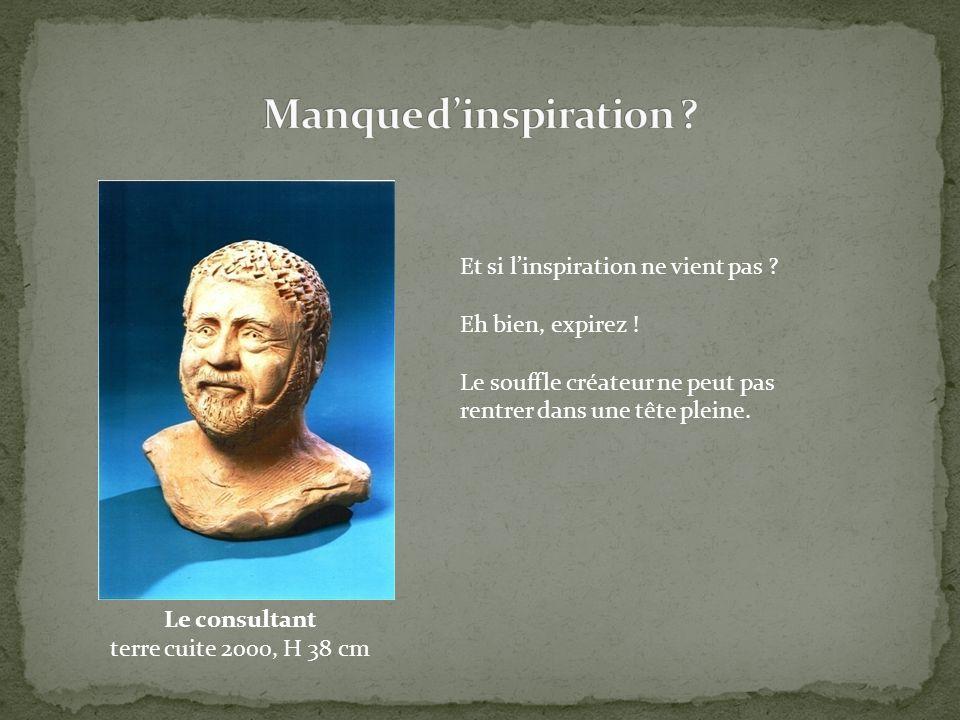 Manque d'inspiration Et si l'inspiration ne vient pas