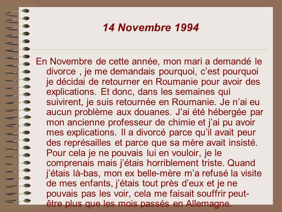14 Novembre 1994