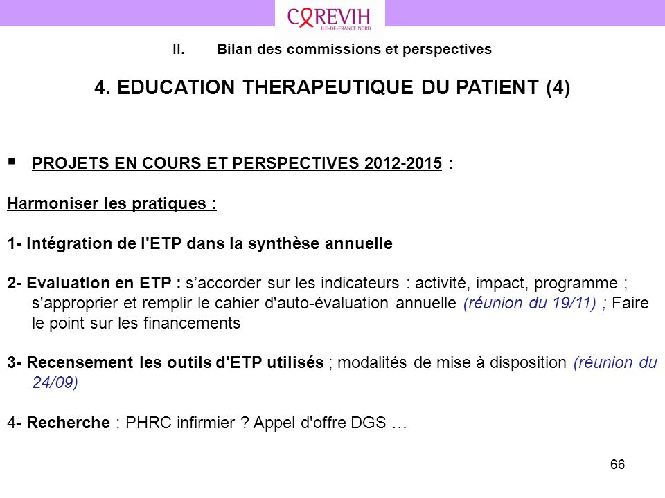4. EDUCATION THERAPEUTIQUE DU PATIENT (4)