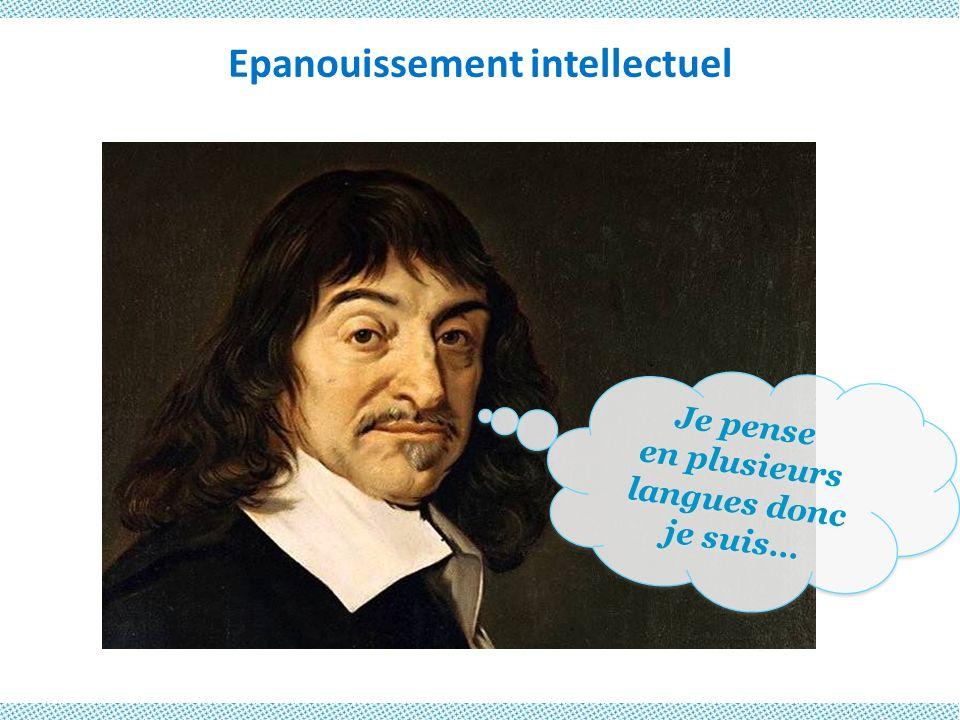 Epanouissement intellectuel