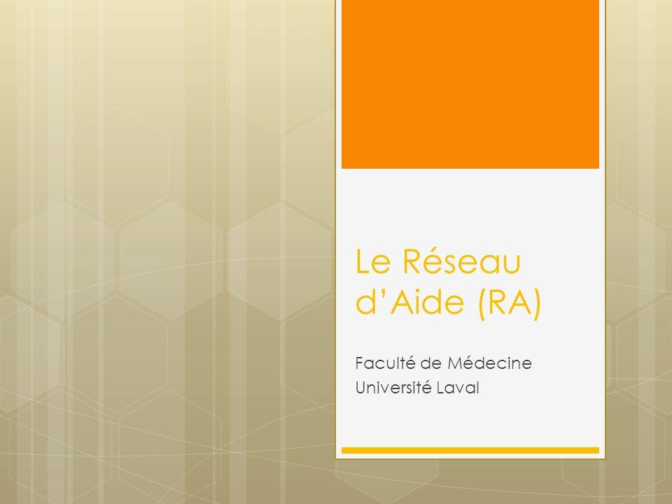 Faculté de Médecine Université Laval