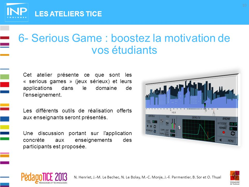 6- Serious Game : boostez la motivation de vos étudiants