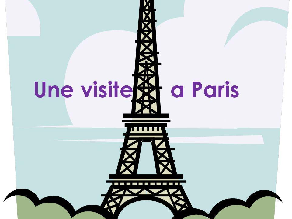 Une visite a Paris