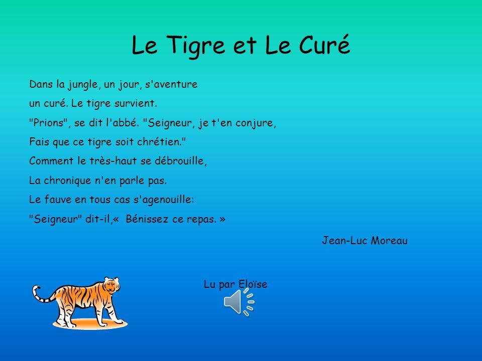 Le Tigre et Le Curé