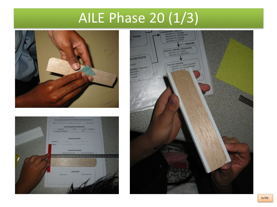 AILE Phase 20 (1/3) suite