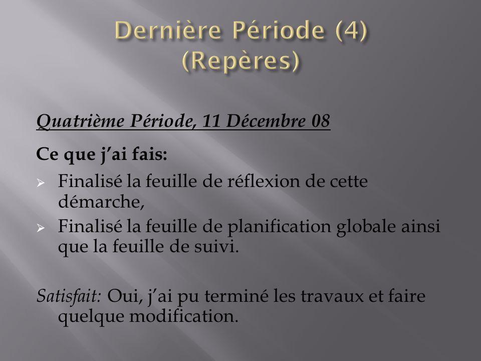 Dernière Période (4) (Repères)