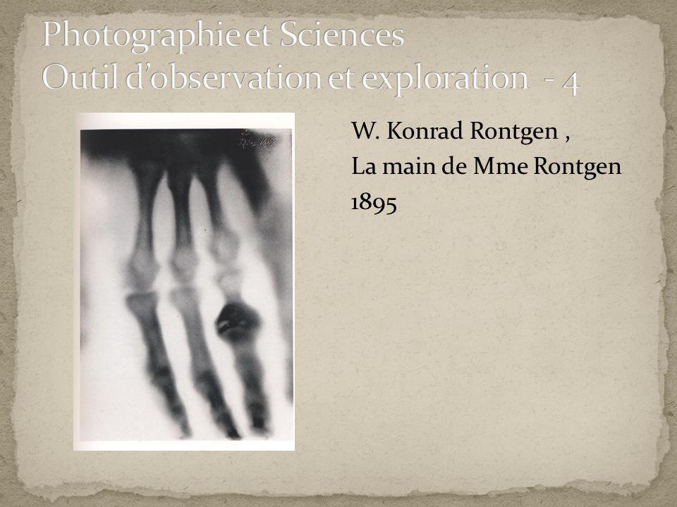 Photographie et Sciences Outil d'observation et exploration - 4