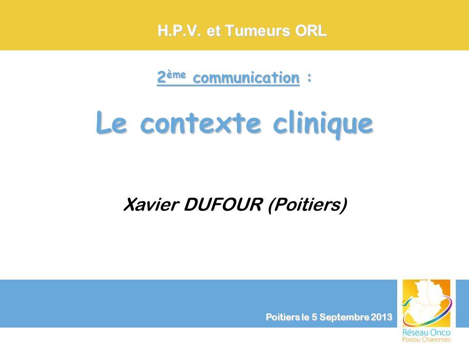 Xavier DUFOUR (Poitiers)