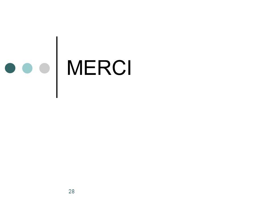 MERCI 28 28