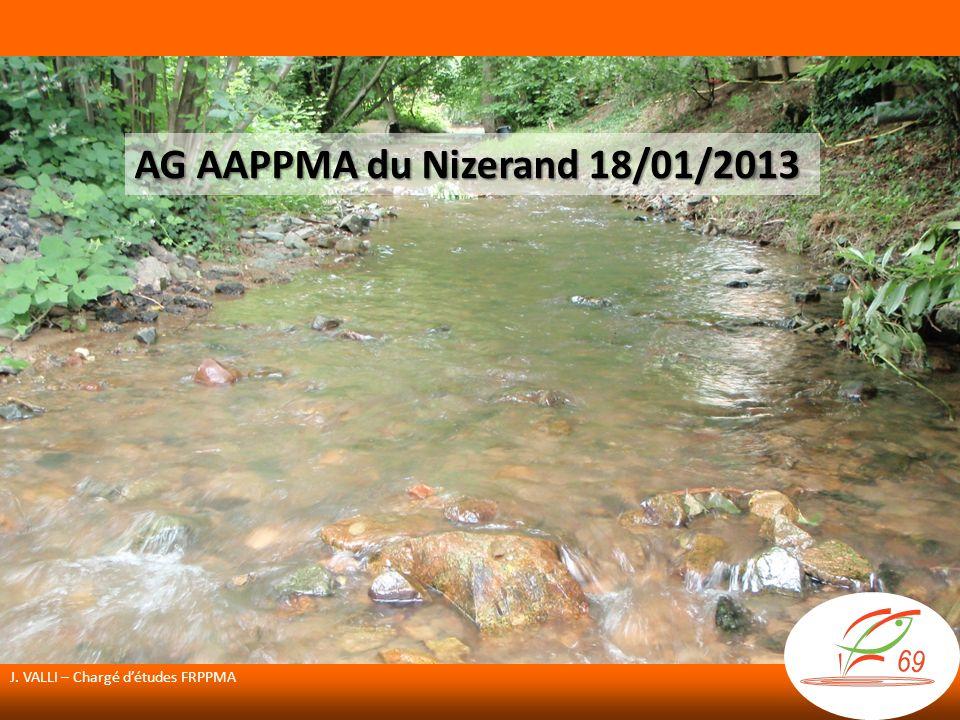 AG AAPPMA du Nizerand 18/01/2013