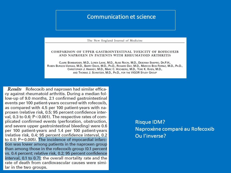 Communication et science