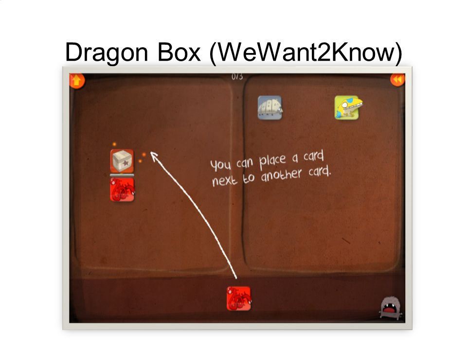 Dragon Box (WeWant2Know)