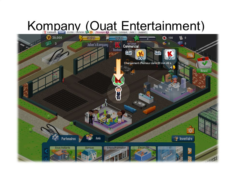 Kompany (Ouat Entertainment)