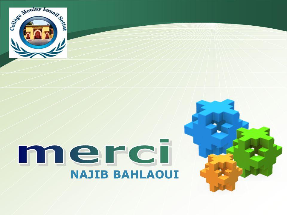 merci NAJIB BAHLAOUI