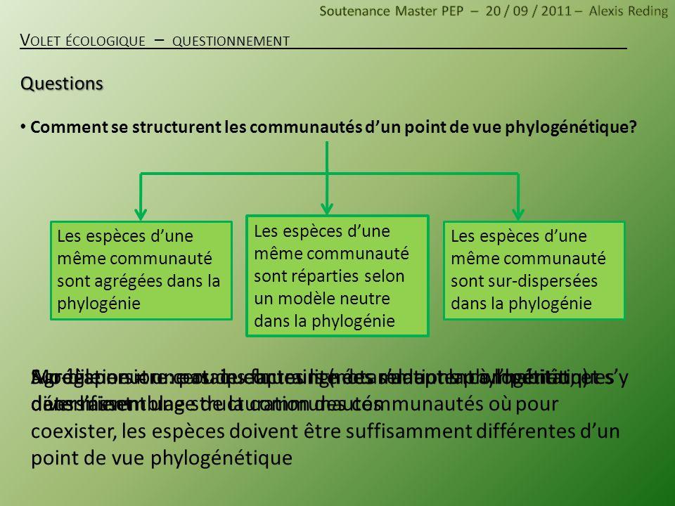Soutenance Master PEP – 20 / 09 / 2011 – Alexis Reding