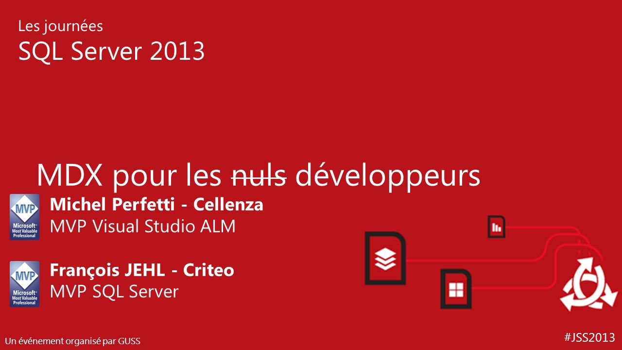 MDX pour les nuls développeurs
