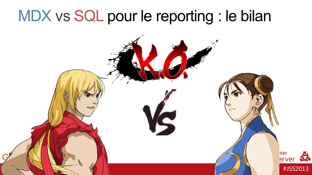 MDX vs SQL pour le reporting : le bilan