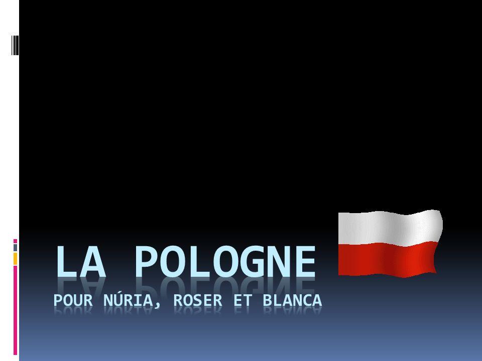 La Pologne pour nÚria, roser et blanca