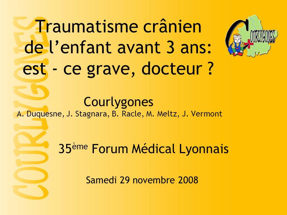 35ème Forum Médical Lyonnais