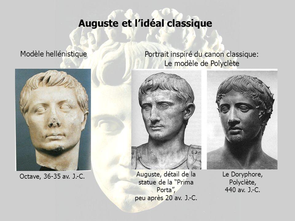 Auguste et l'idéal classique