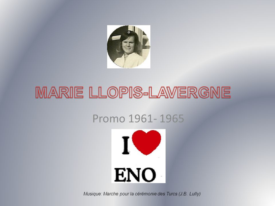MARIE LLOPIS-LAVERGNE