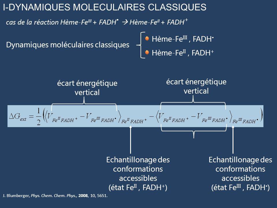 I-DYNAMIQUES MOLECULAIRES CLASSIQUES