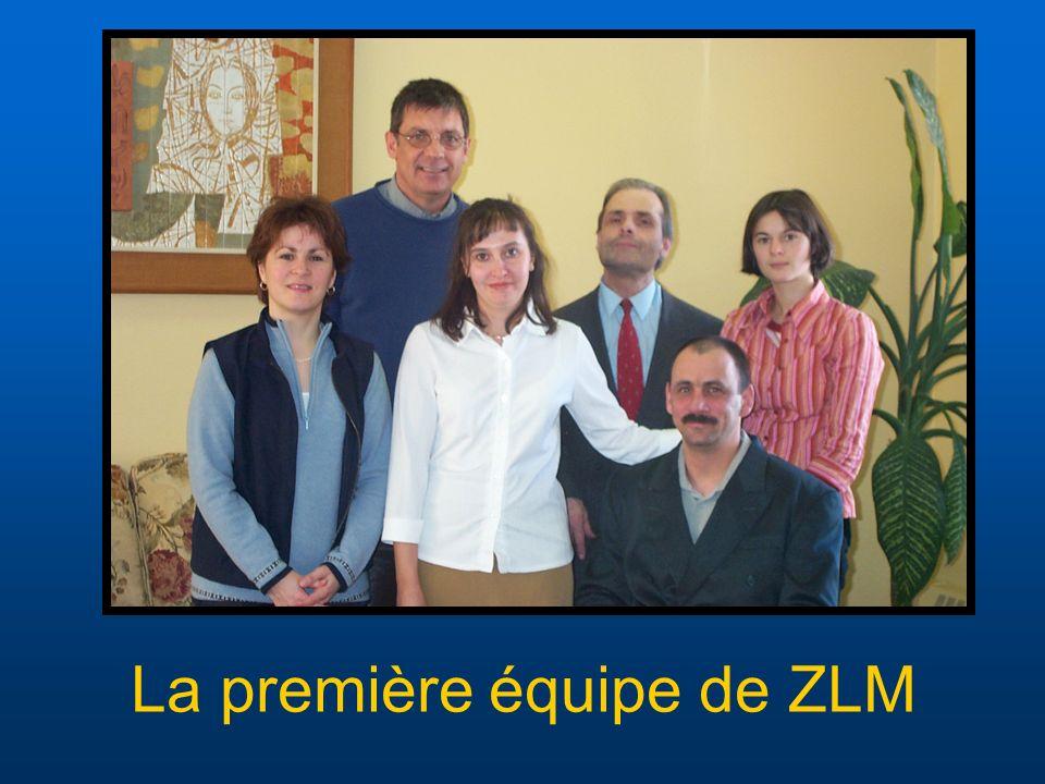 La première équipe de ZLM