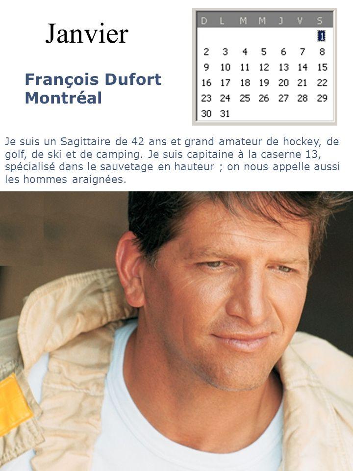 Janvier François Dufort Montréal