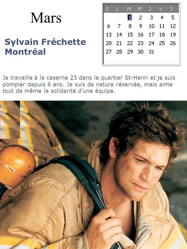 Mars Sylvain Fréchette Montréal