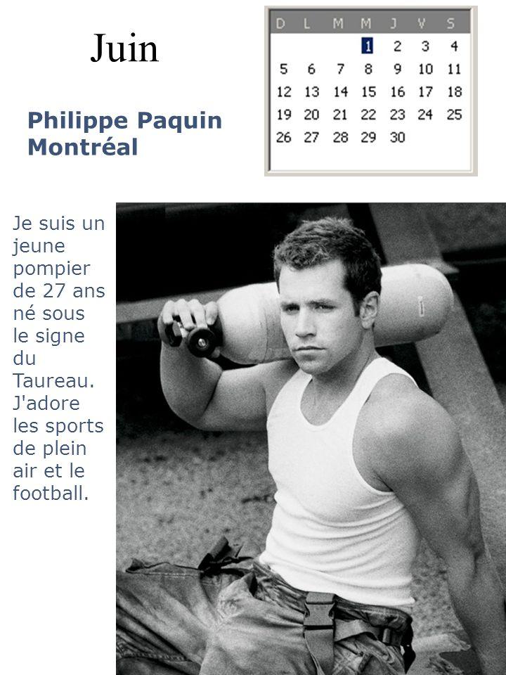 Juin Philippe Paquin Montréal