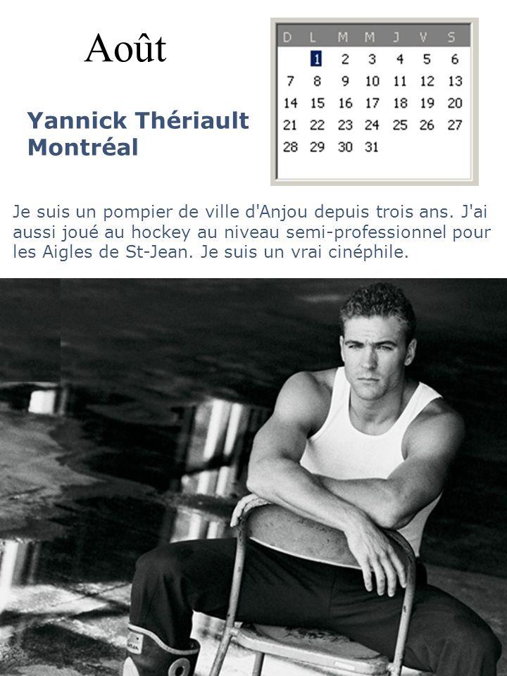 Août Yannick Thériault Montréal