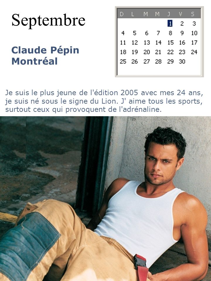 Septembre Claude Pépin Montréal