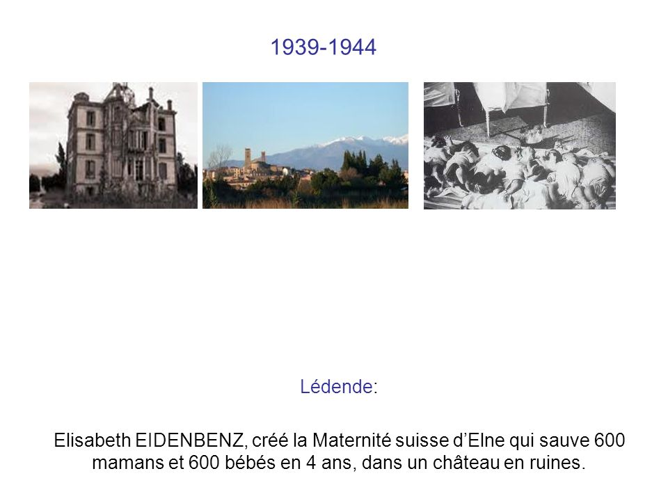 1939-1944 What you nhave. Lédende: